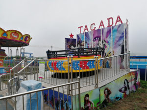 Thrill Disco Tagada Ride