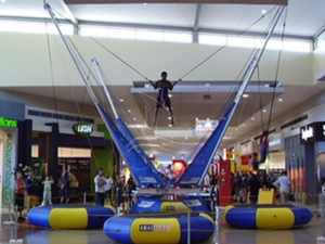 Bungee Trampoline For Park