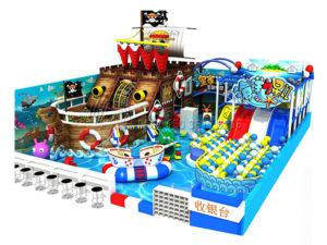 One Piece Ship Playground