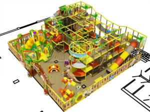 City Style Indoor Playground