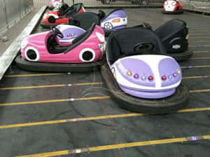 Amusement Park Bumper Car For Sale