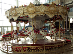 Central Park Carousel Rides