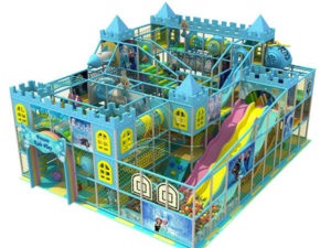 City Style Indoor Playground