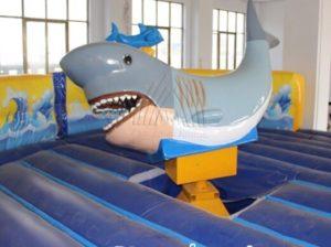 Rotating Mechanical Shark