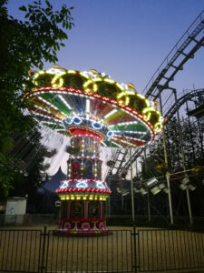 Do you know the four ways of amusement equipment marketing?
