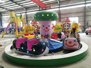 Ladybug Paradise Kids Ride