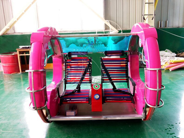 Amusement Leswing Car Ride