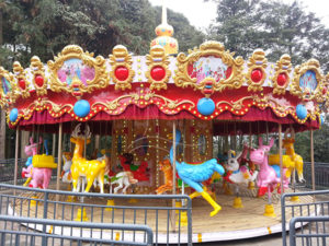 What if the amusement equipment does not work?