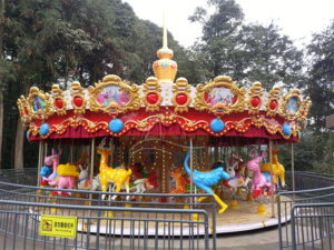 Luxury Europe Carousel Rides