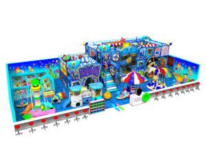 Ocean Adventure Playground Equipment