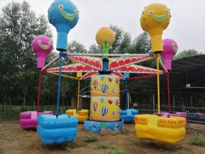 Samba Balloon Kids Rides