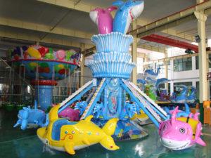 Self Control Shark Park Ride