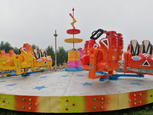 Requirements and maintenance of outdoor amusement equipment safety pressure bar during summer holiday