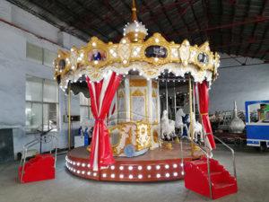 Vintage Carousel Sale
