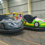 Load Carousel and Inflatable Slide to Kenya