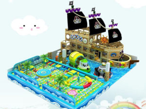 Piece Ship Indoor Playground