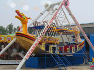 Dragon Pirate Ship for Sale