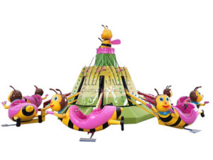 Self Control Bee Rides