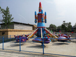What problems will affect the service life of amusement equipment?
