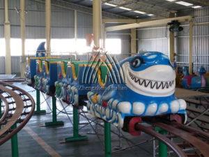 New Design Shark Roller Coaster