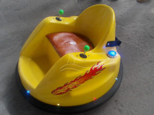 UFO Bumper Car For Kids