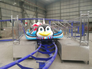 Penguin Roller Coaster