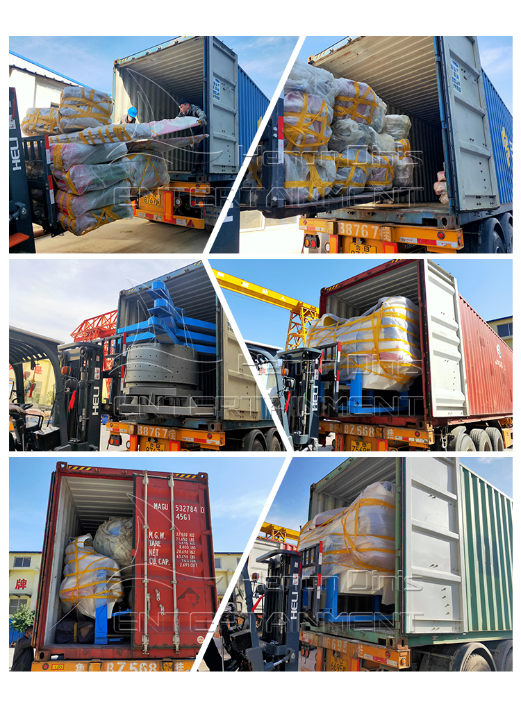 Park Rides For Our Tanzanian Client Are On The Way to Its Destination
