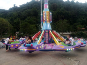 How to improve the income of kids amusement equipment?