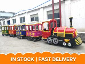 Kids Carnival Mini Trackless Train For Sale