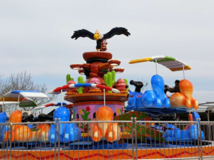 What do you need to know to invest in children's amusement equipment?