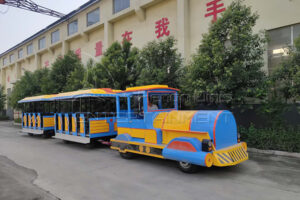 Customized Tourist Train Ride