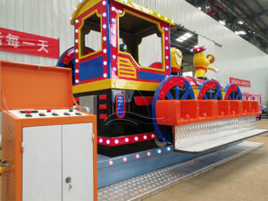 The potential and development prospect of new style amusement equipment