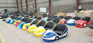 Why should you choose our grid bumper car rides?